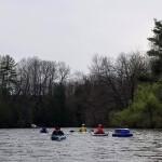 Michigan Kayak Trips: Fun on the Flat River (Belding to Fallasburg Park)