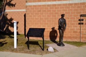 Helping Hand Mason County Sculpture Trail Michigan Ludington