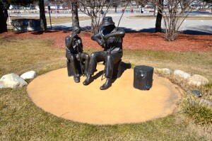 Hooked on Hamlin Mason County Sculpture Trail Ludington