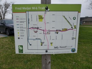 Kent County Parks Fred Meijer M6 Trail