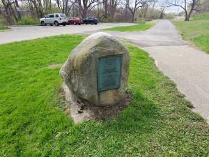 Kent County Parks Lamoreaux Memorial Comstock Park Trailhead