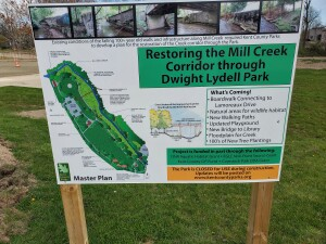 Kent County Parks dwight Lydell Park Construction