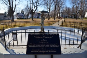 Making Memories Mason County Sculpture Trail Ludington
