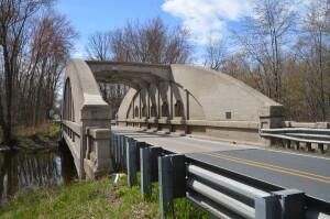 Pine Islnad Drive Bridge Rogue River Michigan