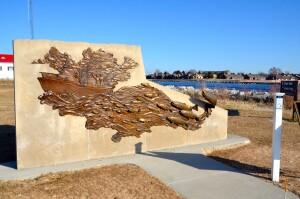 Sport Fishing Mason County Sculpture Trail Ludington Michigan