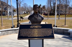 William R. Charette Medal of Honor Mason County Sculpture Trail