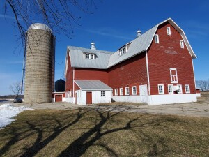 Eastmanville Farm Barn Ottawa County Michigan