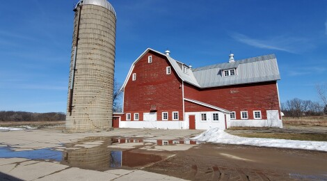 Eastmanville Farm - Explore the Trails, Wildflowers, and History at this Ottawa County Park