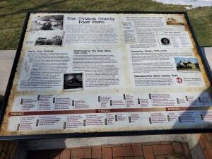 Eastmanville Farm Ottawa County Poor Farm History