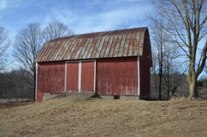 Two Rivers Greenspace Barn Kent County Parks