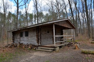 Wege Foundation Natural Area Cabin in the Woods