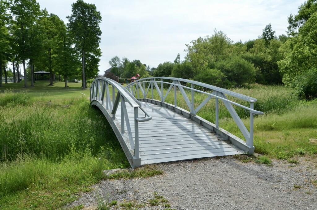 Awakon Park Bridge Onaway Michigan