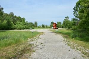 Awakon Park Wide View Trail Onaway Michigan