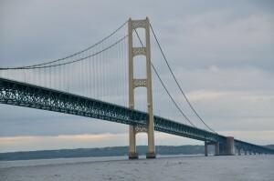 Mackinac Bridge Walk 2021