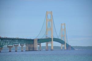 Mackinac Bridge Walk 2021 Sheplers Cruise