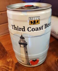 Bells 2021 Third Coast Beer Mini Keg