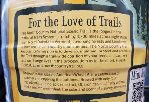 Bells Mini Kegs Oberon North Country Trail Association