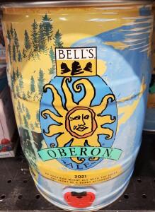 Bells Oberon Mini Keg 2021