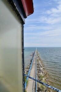 Cheboygan Crib Light Tower Tours Michigan