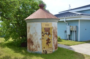 Cheboygan Front Range Lighthouse Oil House
