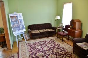 Cheboygan Front Range Lighthouse Tours GLLKA Living Room