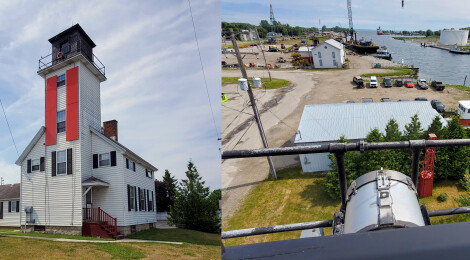 A Cheboygan Lighthouse Tour: Visit Two Historic Lights in Northern Michigan