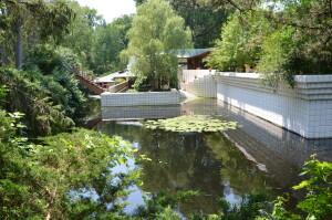 Dow Gardens Alden Dow Home Studio