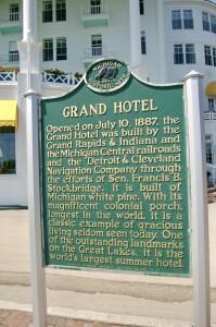 Grand Hotel Mackinac Island Best Historic Hotel