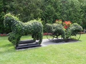 Grand Hotel Mackinac Island Horse Carriage