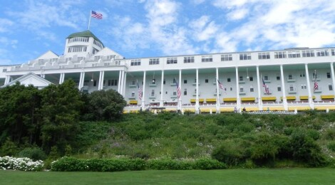 Mackinac Island's Grand Hotel Nominated For 4 Awards in Latest 10Best Reader's Choice Polls