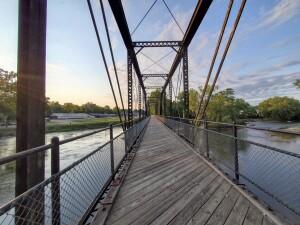 Portland Michigan Railroad Bridge