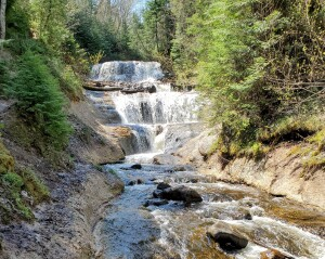 Sable Falls Pictured Rocks First Timers Guide