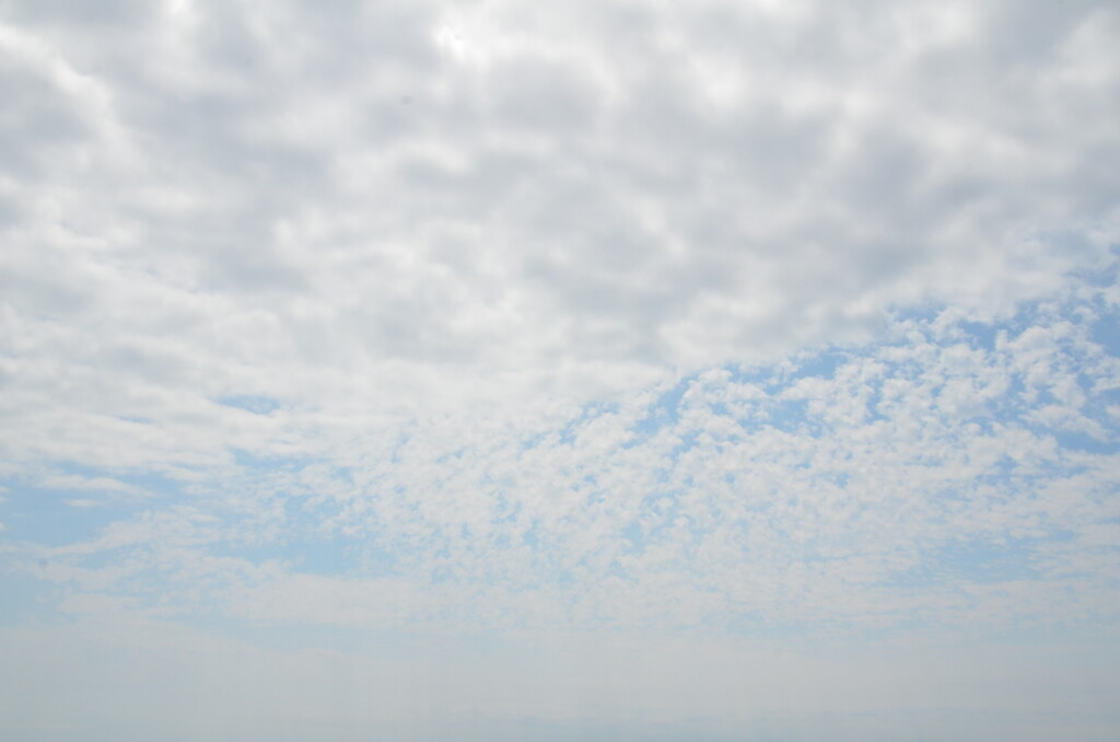 Sheplers Lighthouse Cruise Clouds Lake Michigan