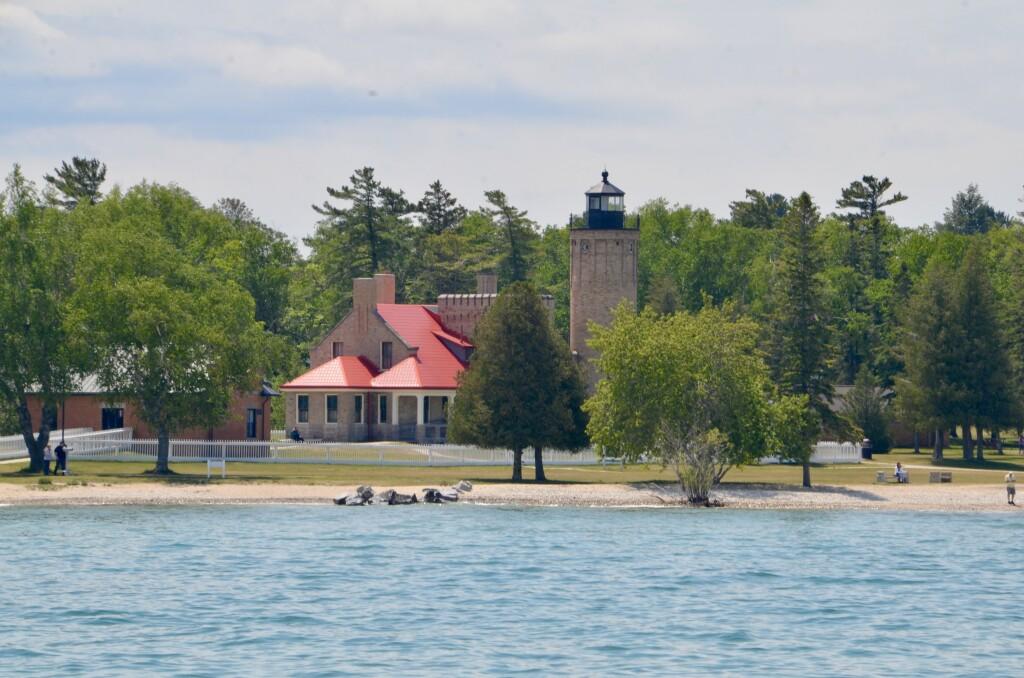 Sheplers Lighthouse Cruise Squaw Island Lighthouse