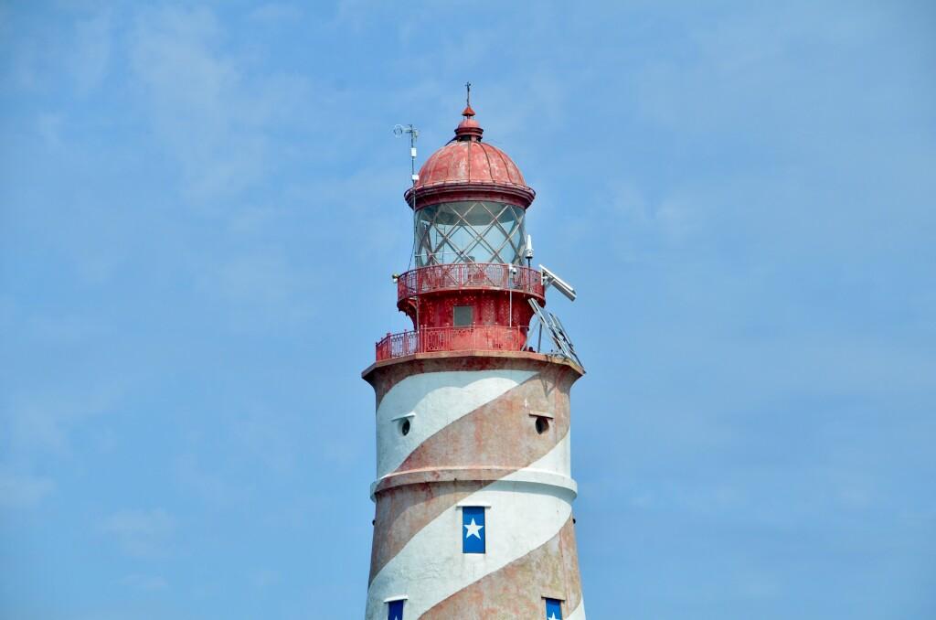 Sheplers Lighthouse Cruise White Shoal Light Tower