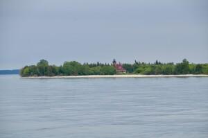 Squaw Island Lighthouse Michigan Sheplers Cruise