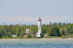 St Helena Island Lighthouse 2021 Michigan