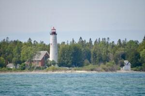 St Helena Island Lighthouse GLLKA Lighthouse Cruise