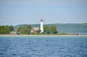 St. Helena Island Lighthouse 2021 Michigan