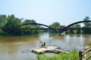 The Tridge Chippewa River Midland