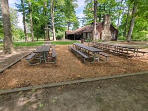 Spring Grove Park Grandville Michigan Picnic Area