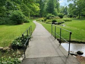 Spring Grove Park Trail Grandville Michigan
