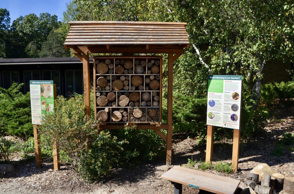 Kellogg Bird Sanctuary Bee Garden