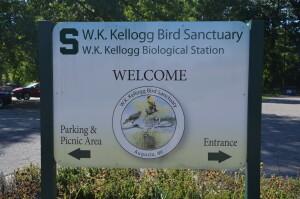 Kellogg Bird Sanctuary MSU Biological Station