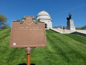 William McKinley National Memorial Canton Ohio